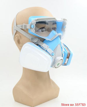 The new 2016 gas mask transformers prevent pesticide chemical paint special comprehensive dustproof protective respirator masks