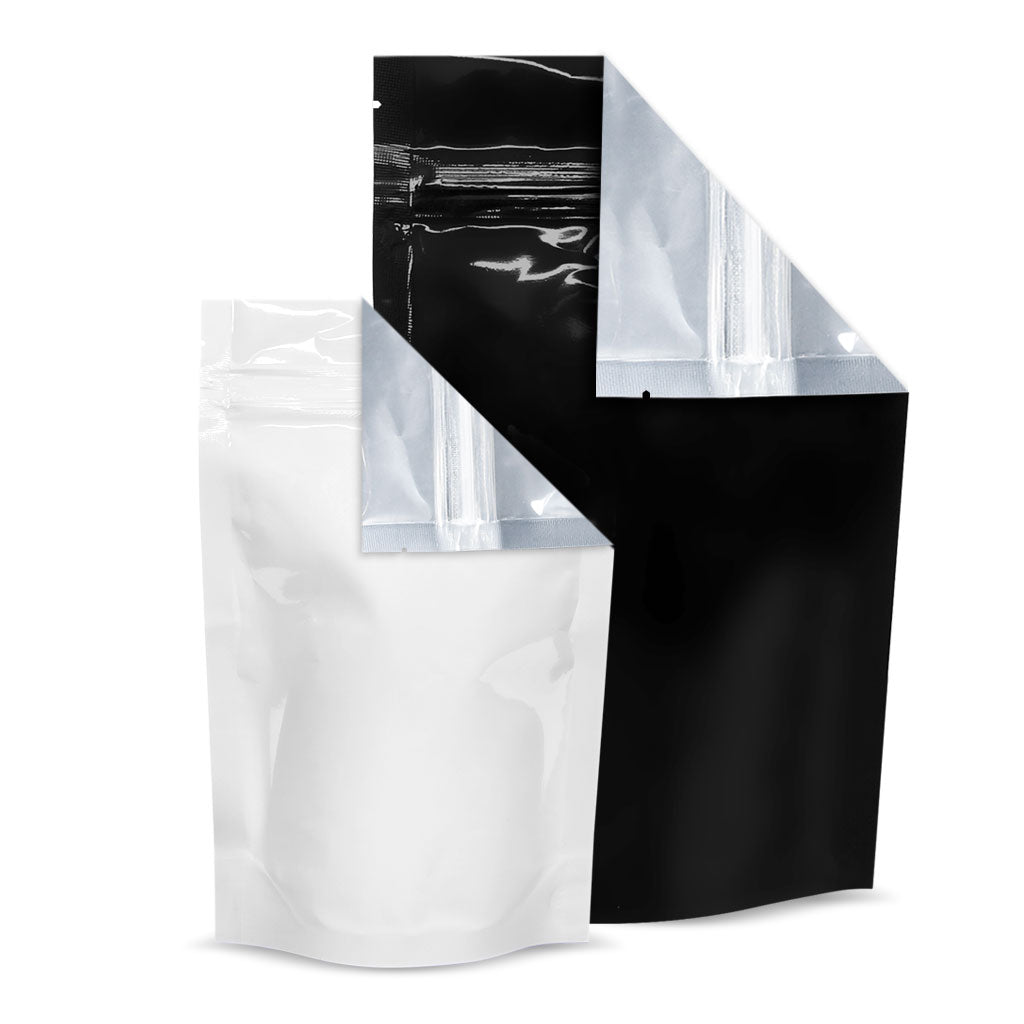 Mylar Smell Proof Stand Up Bags