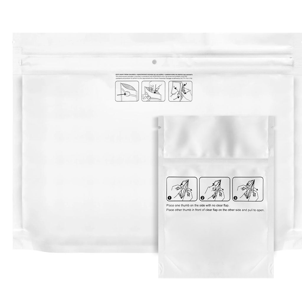 Child Resistant Bags & Exit Bags