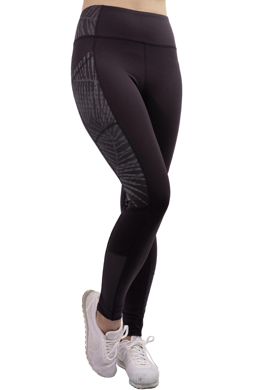 Havana Palm Women's Full Leggings