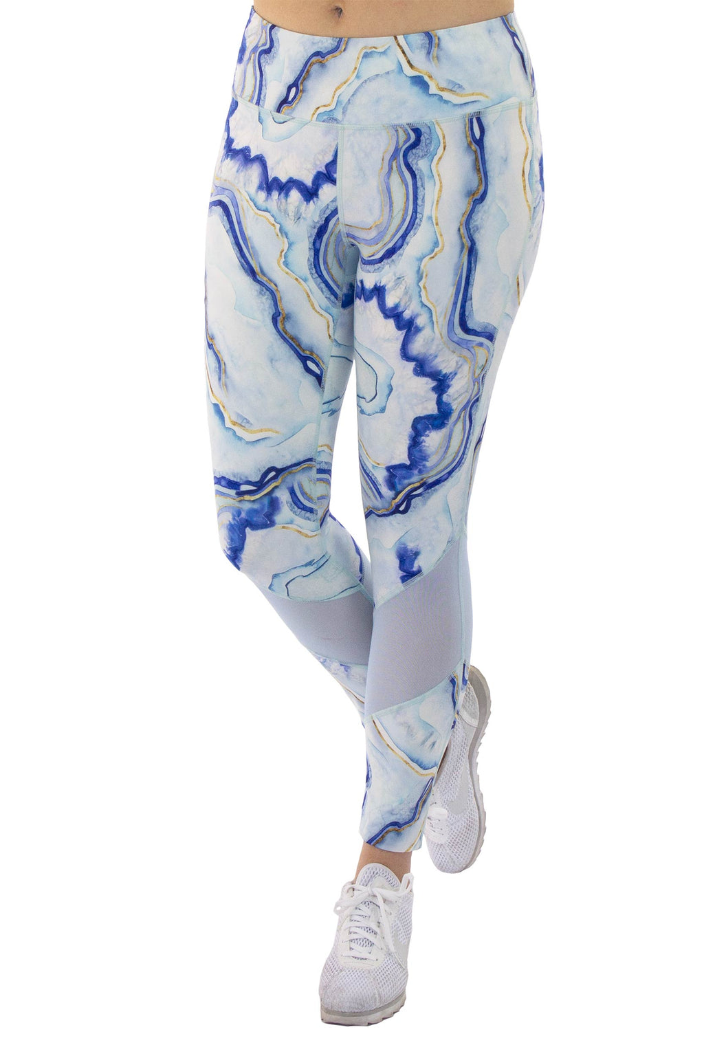 Geode Women's Full Leggings L-7002-GEODE
