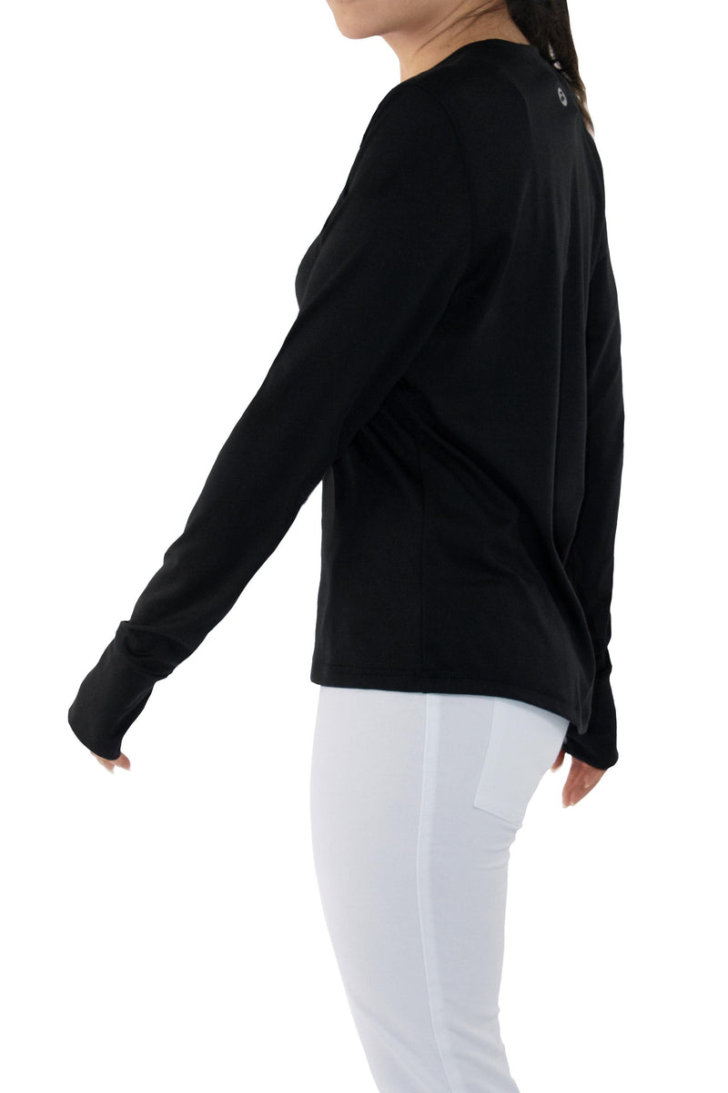 Balance Long Sleeve Top