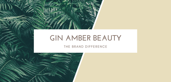 The Difference of Gin Amber Beauty