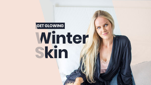 Glowing winter skin