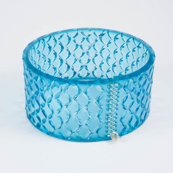 Crystal bacelet, turquoise