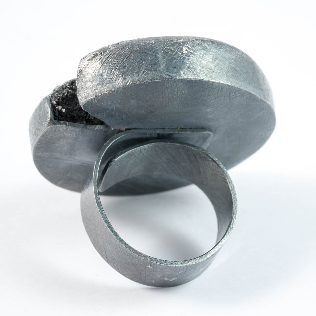 Cracked Ingot ring #2