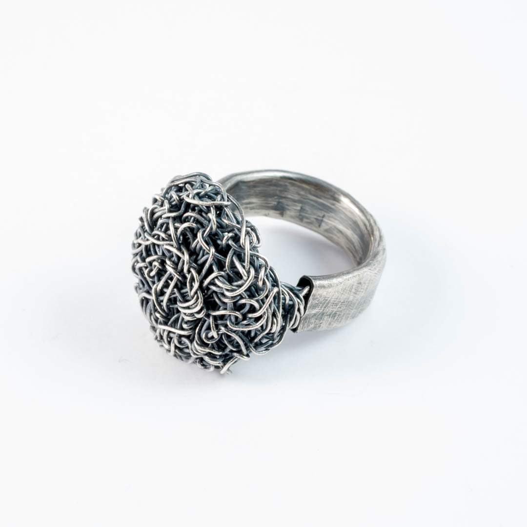 Tangle ring PG837