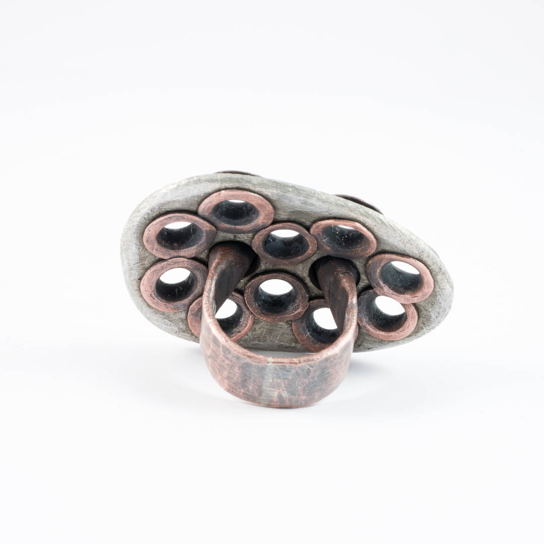 Multi Rivet ring