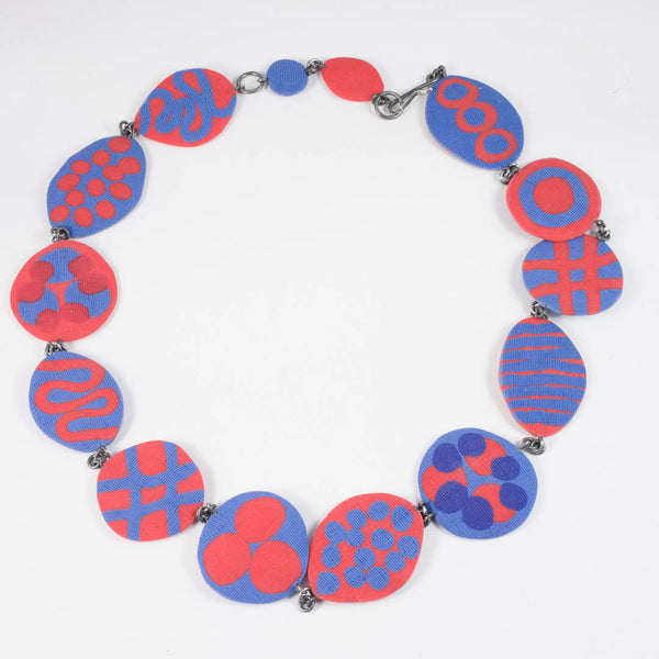 Dot necklace #2