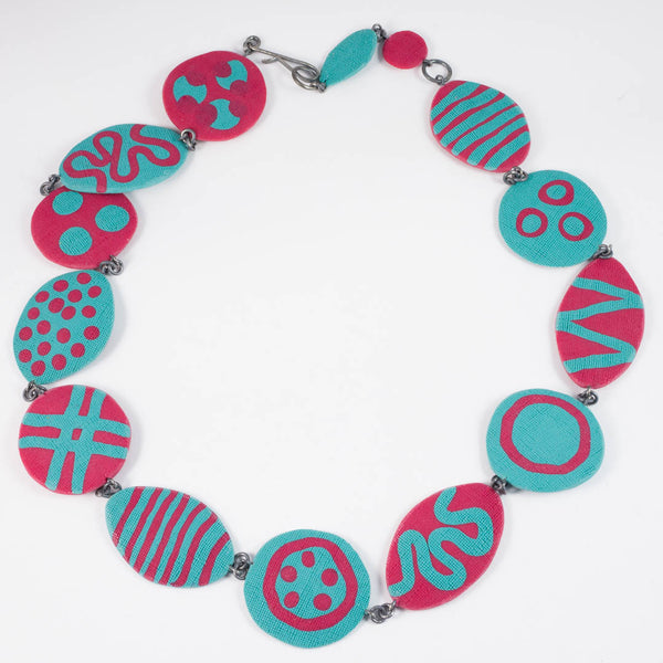 Dot necklace #3