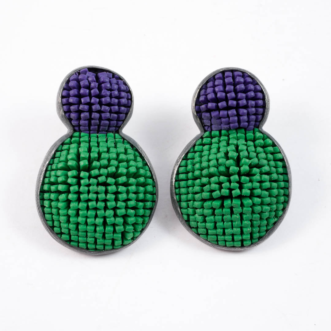 Bubble earrings PG860