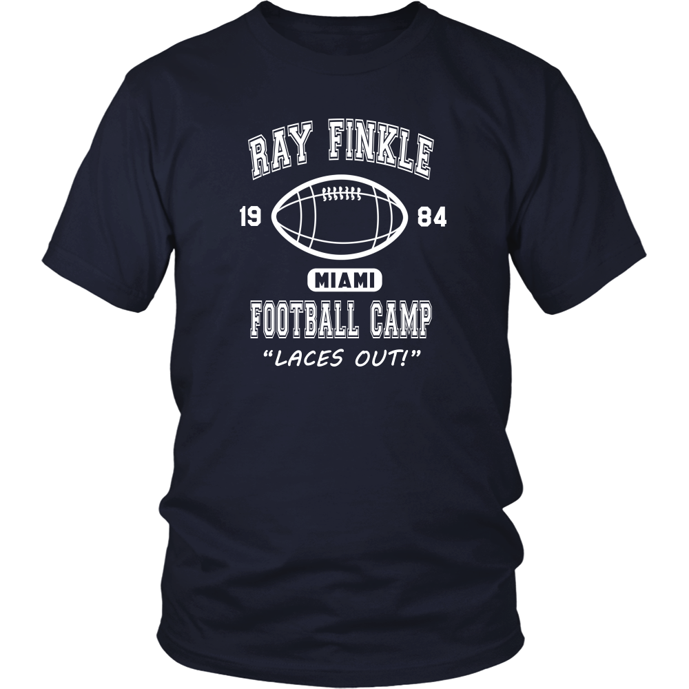 Ray Finkle Football Camp Unisex T-Shirt - Ace Ventura
