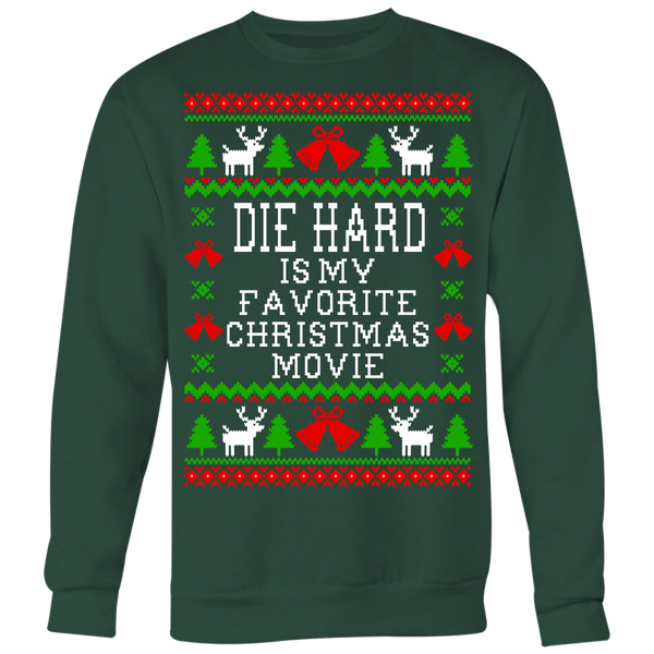 Die Hard Is My Favorite Christmas Movie