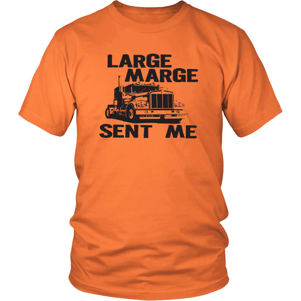 Large Marge Sent Me - Unisex T-Shirt - Movie Quote