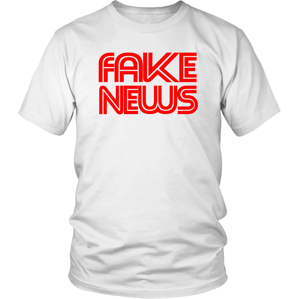 Fake News - Unisex T-Shirt