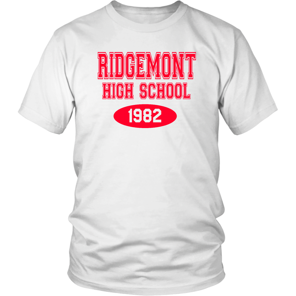 Ridgemont High School - Fast Times At Ridgemont High - Unisex T-Shirt