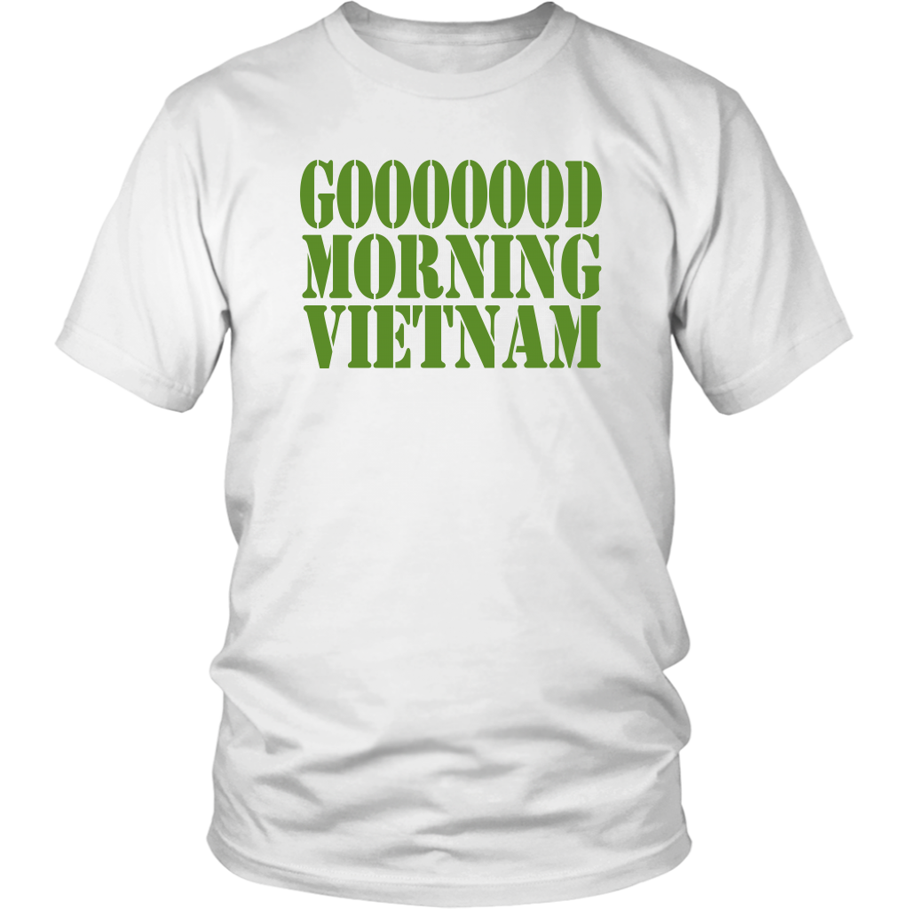 Good Morning Vietnam - Unisex T-Shirt