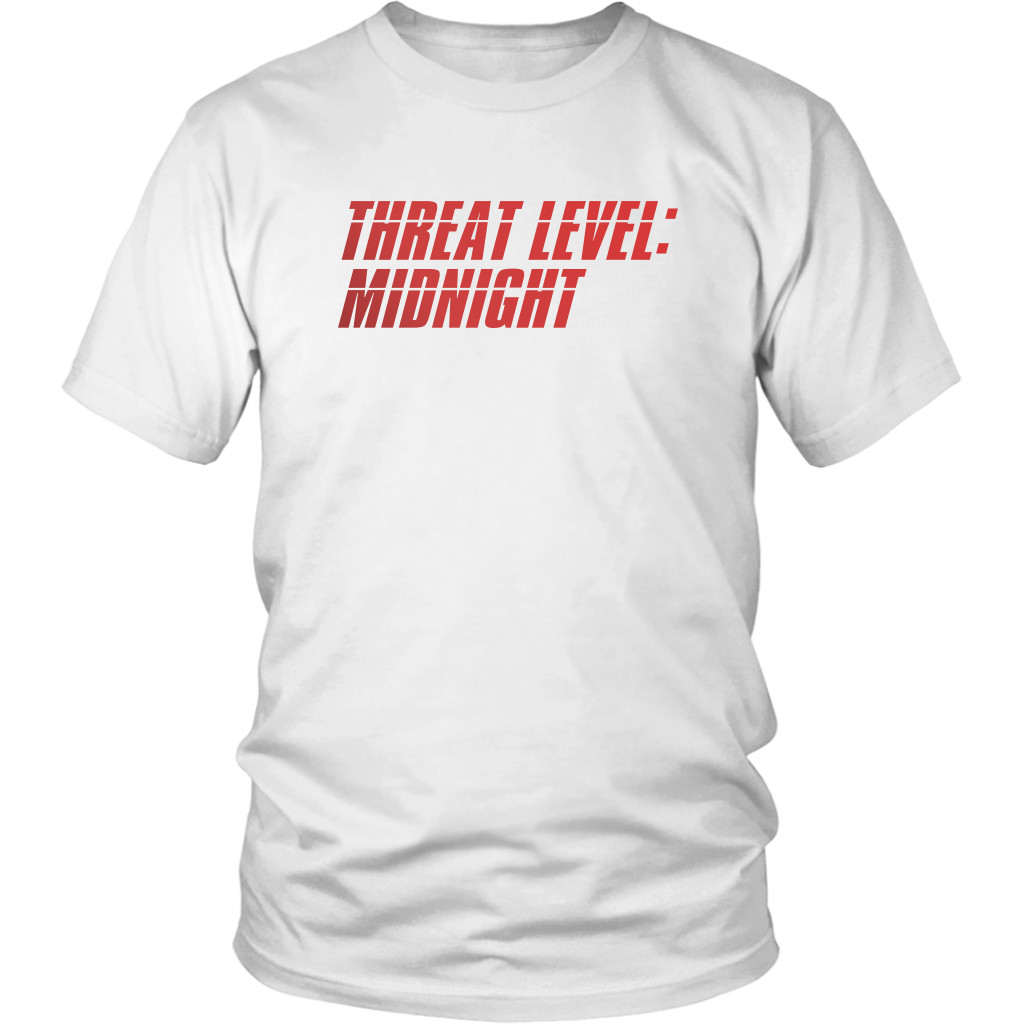 Threat Level Midnight - The Office - Unisex T-Shirt