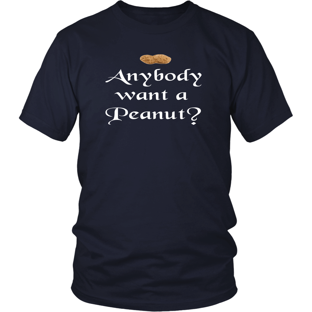 Anybody Want A Peanut? Unisex T-Shirt - The Princess Bride T-Shirt - Andre The Giant