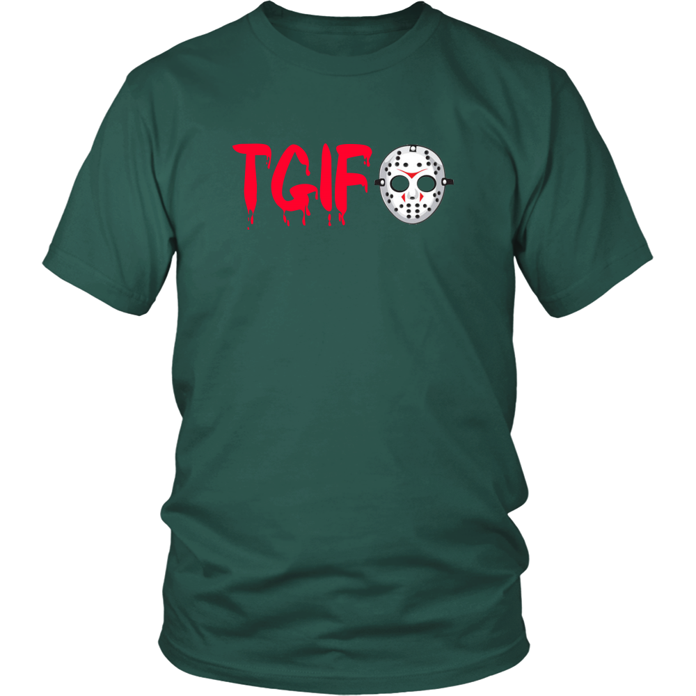 TGIF Unisex T-Shirt - Friday The 13th