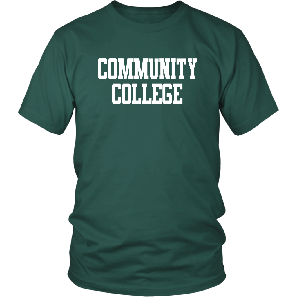 Community College - Unisex T-Shirt
