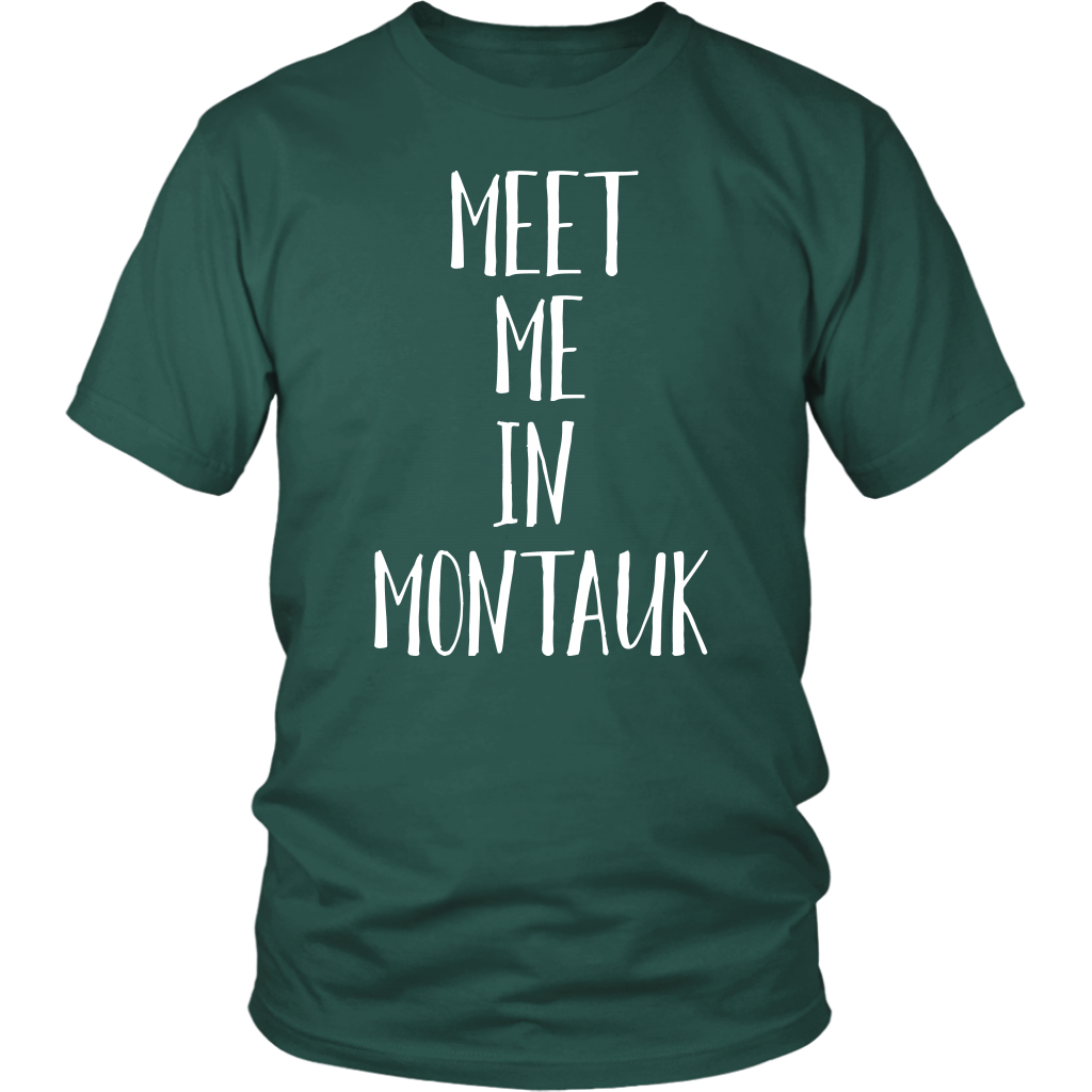 Meet Me In Montauk - Unisex T-Shirt