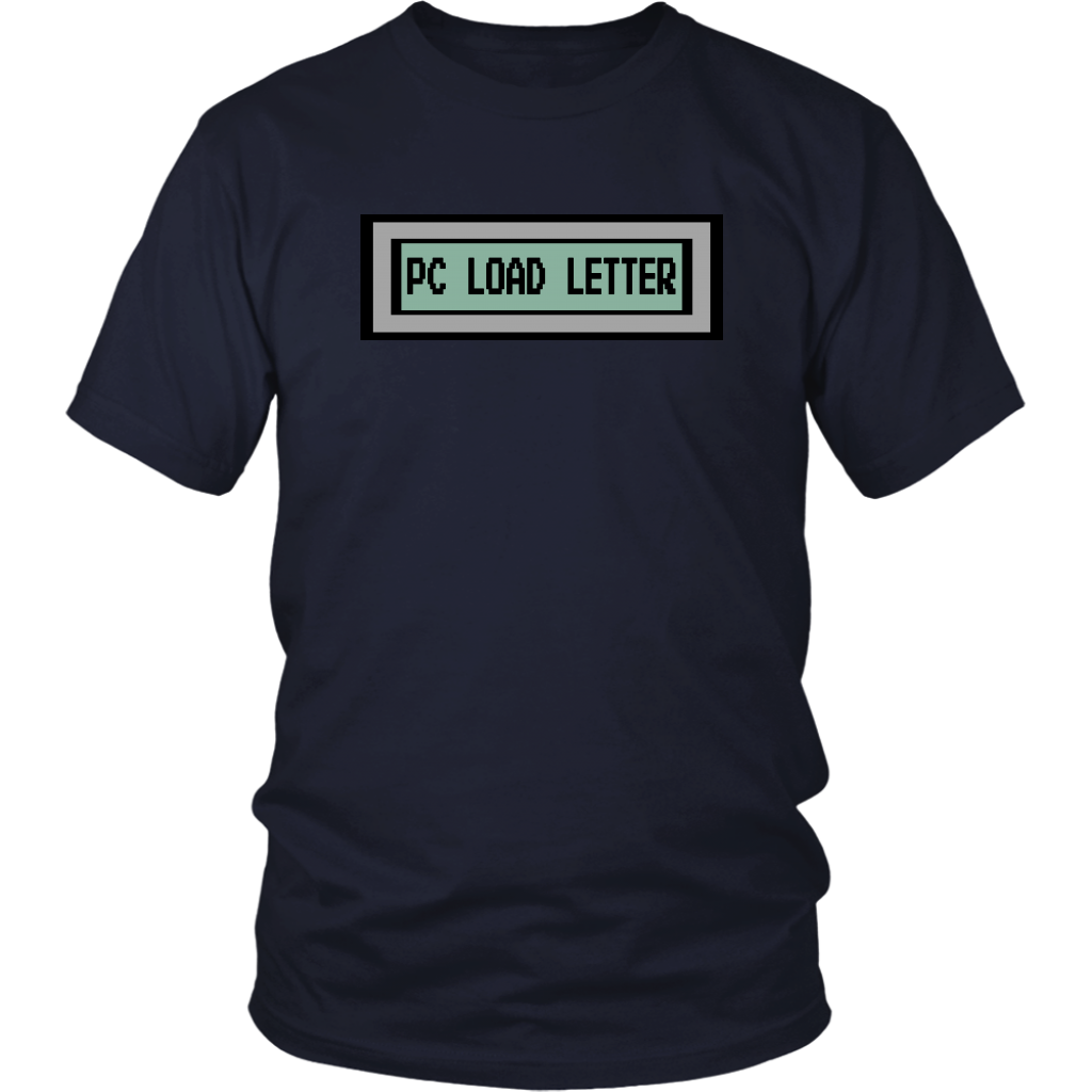 PC Load Letter - Office Space - Unisex T-Shirt