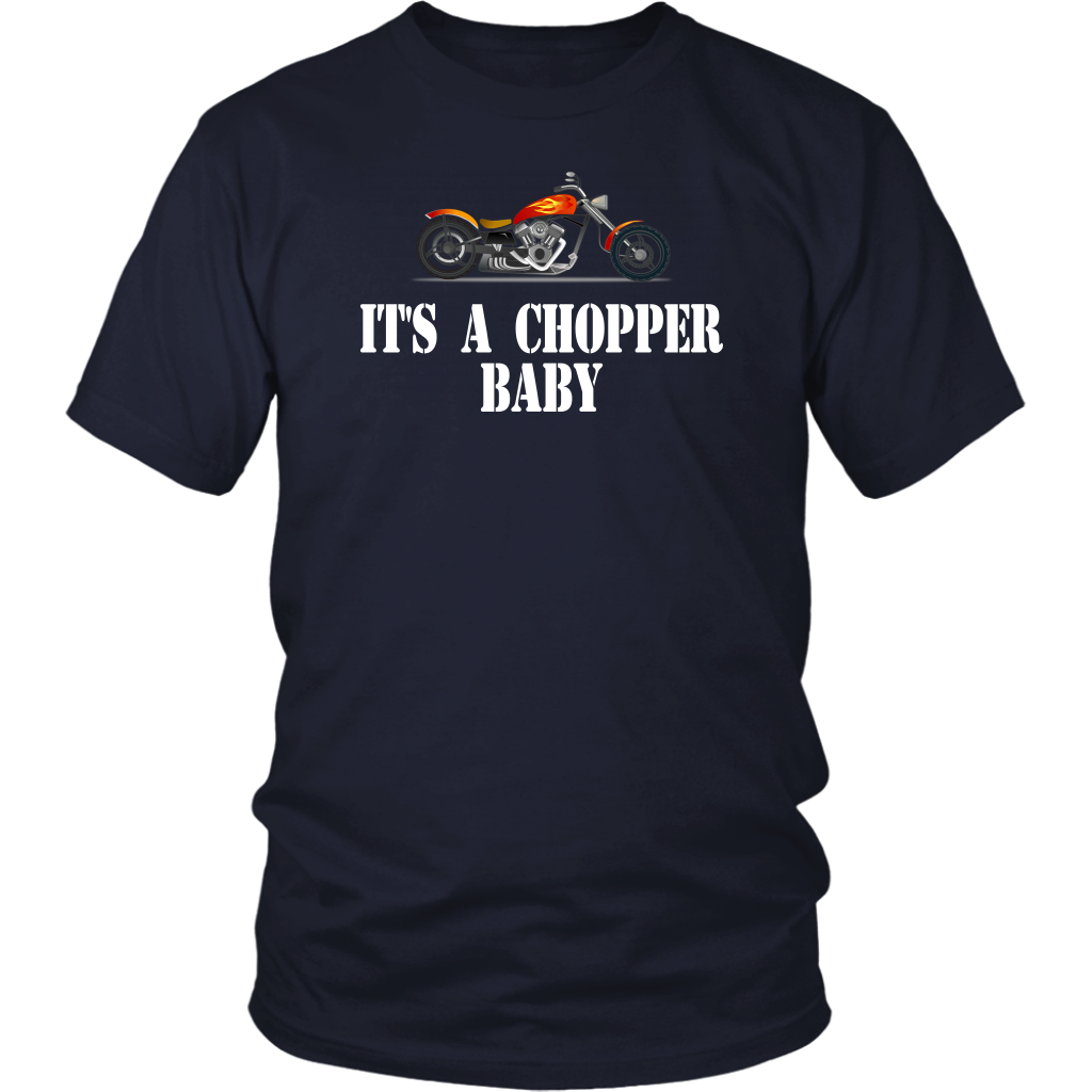 Its A Chopper Baby - Pulp Fiction Quote - Unisex T-Shirt