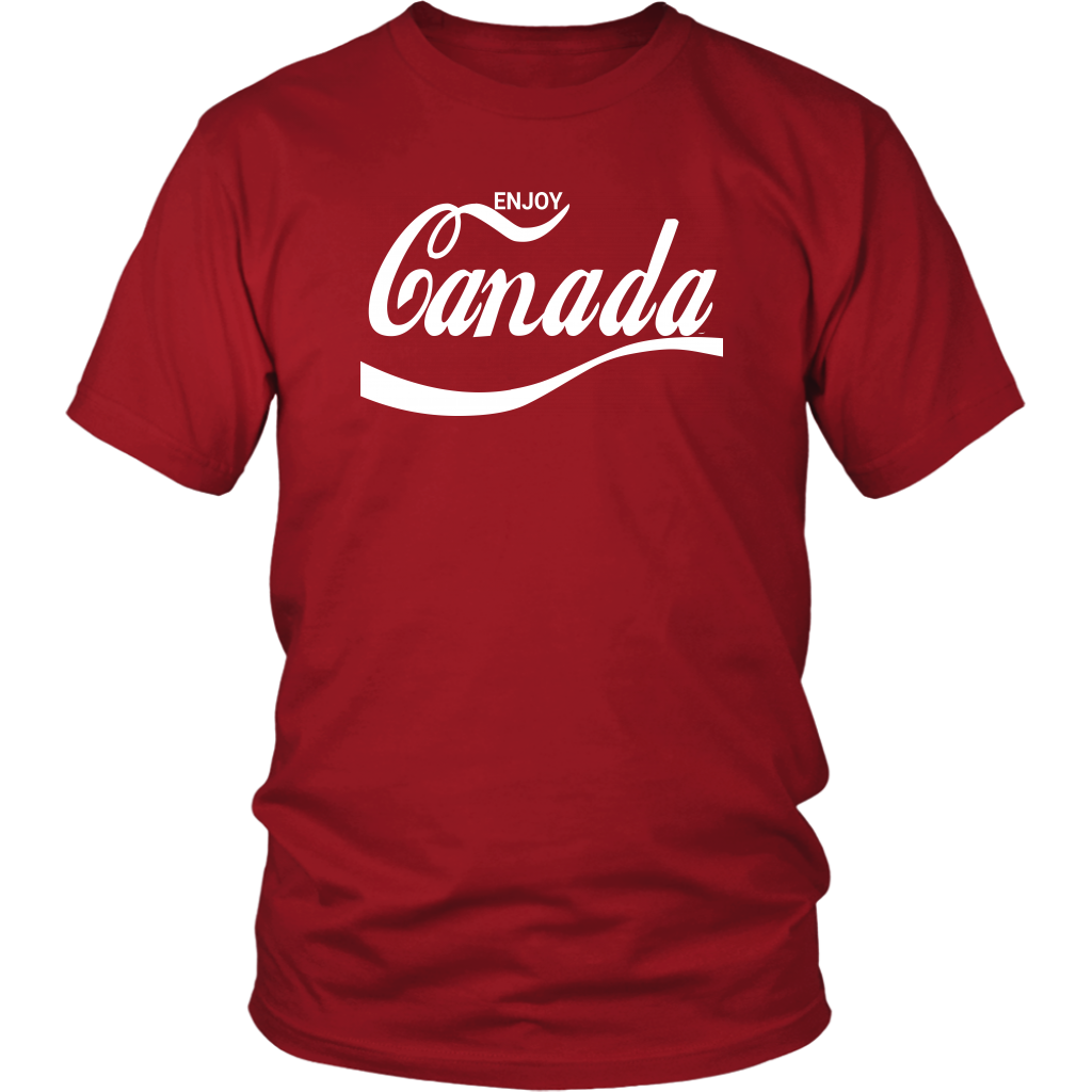 Enjoy Canada - Unisex T-Shirt