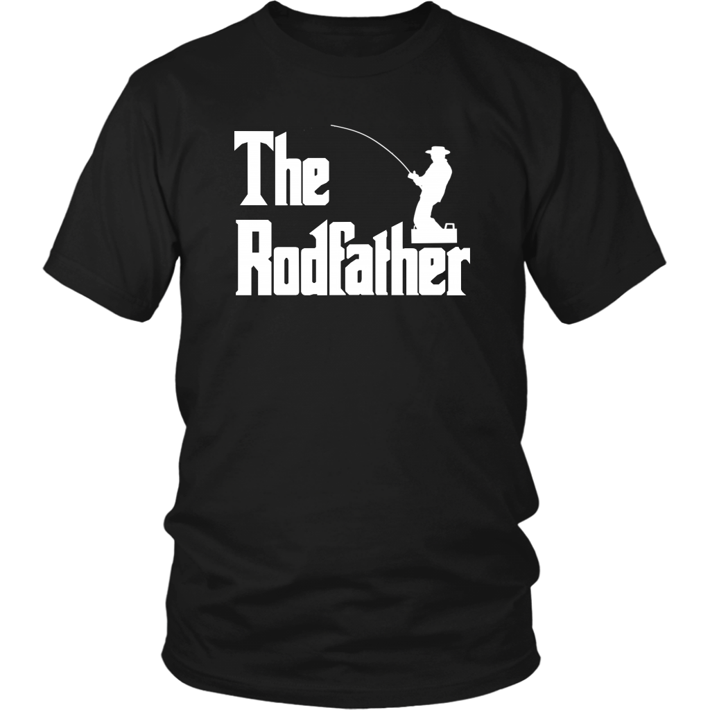 The Rodfather - Unisex T-Shirt