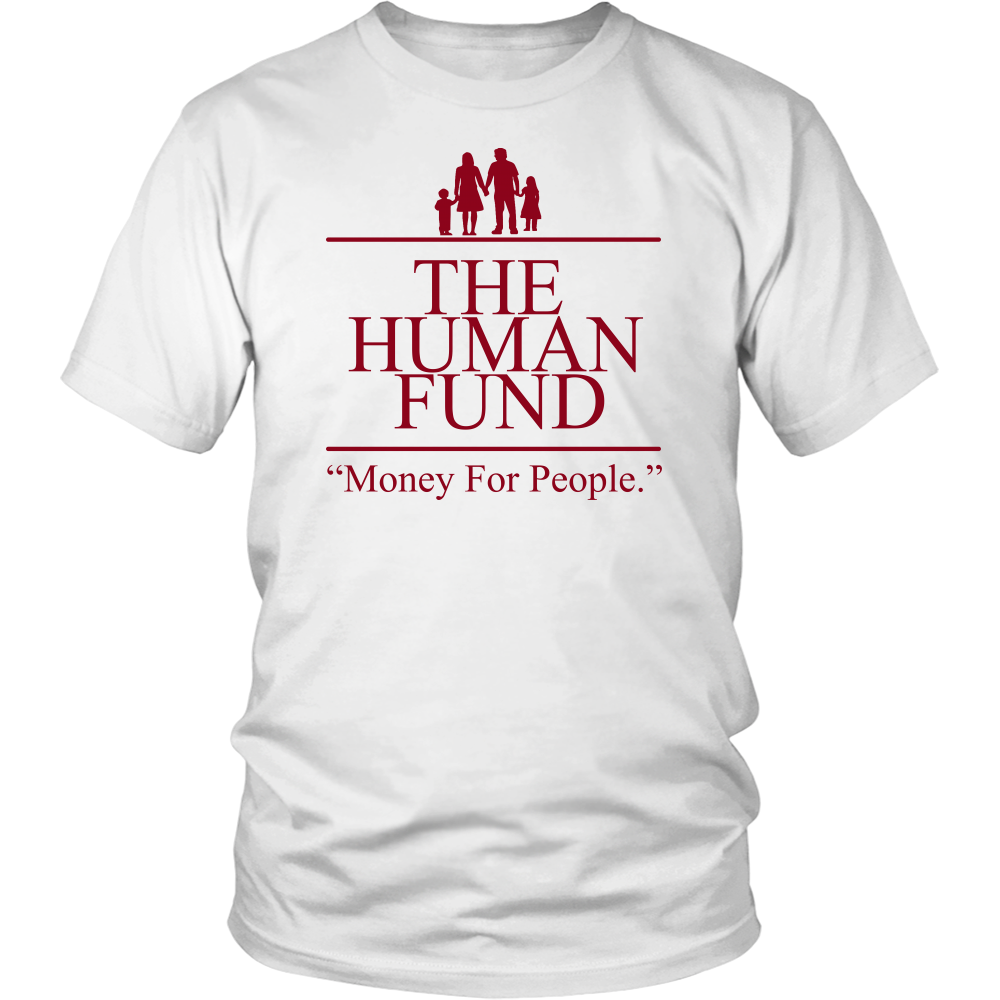 The Human Fund - Unisex T-Shirt - Seinfeld