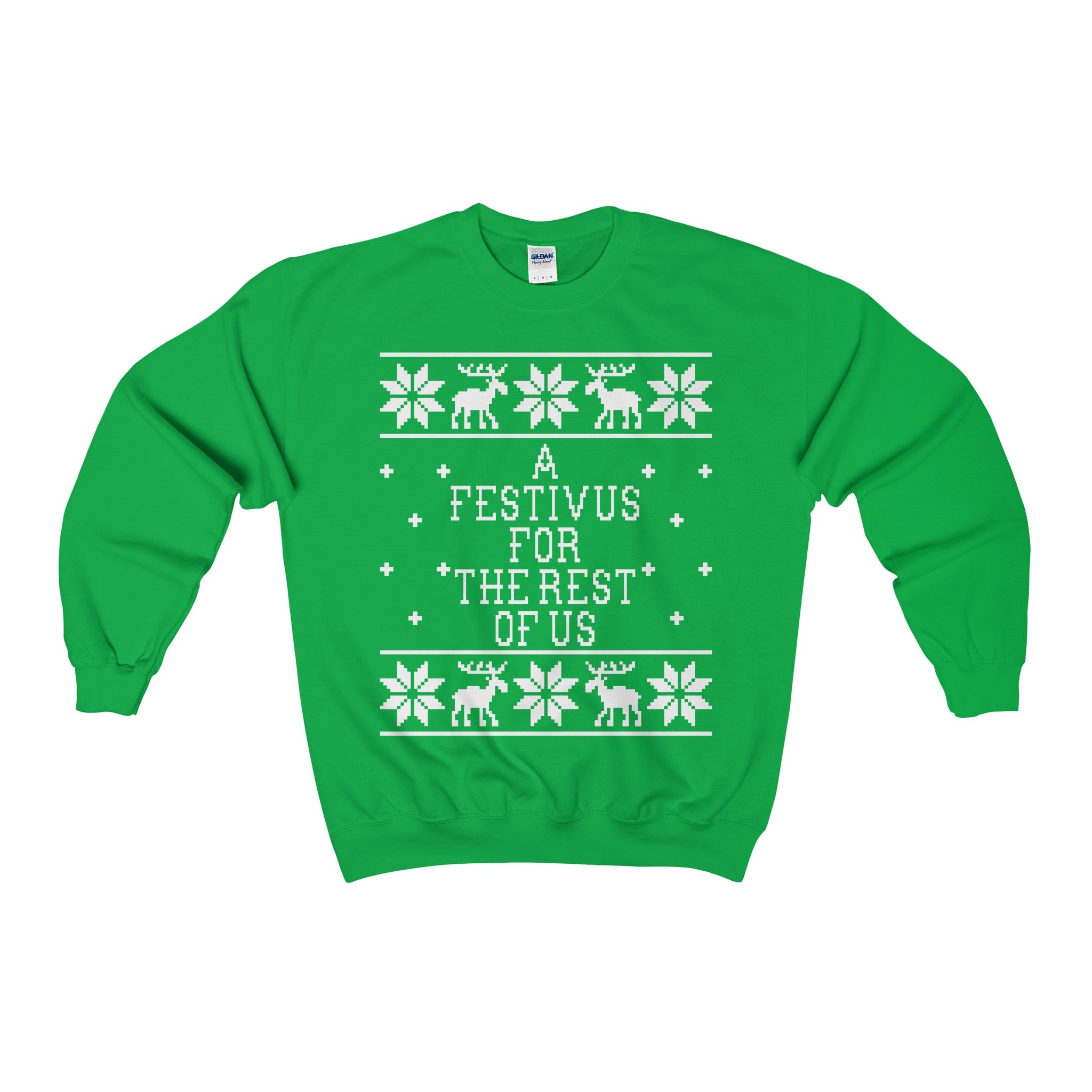 A Festivus For The Rest Of Us - Unisex Christmas Sweater