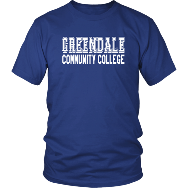Greendale Community College - Unisex T-Shirt