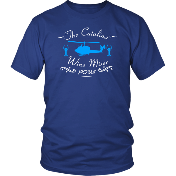The Catalina Wine Mixer - Unisex T-Shirt - Stepbrothers Quote