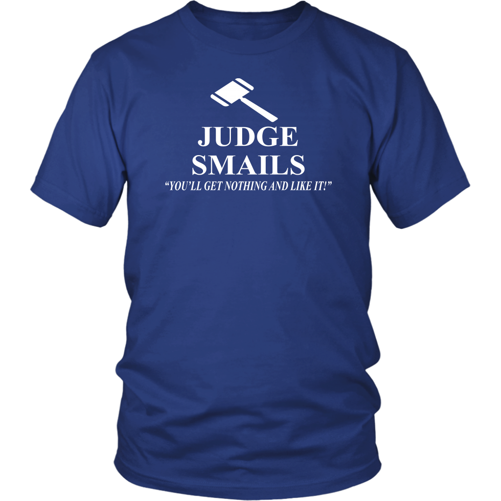 Judge Smails - Caddyshack - Unisex T-Shirt