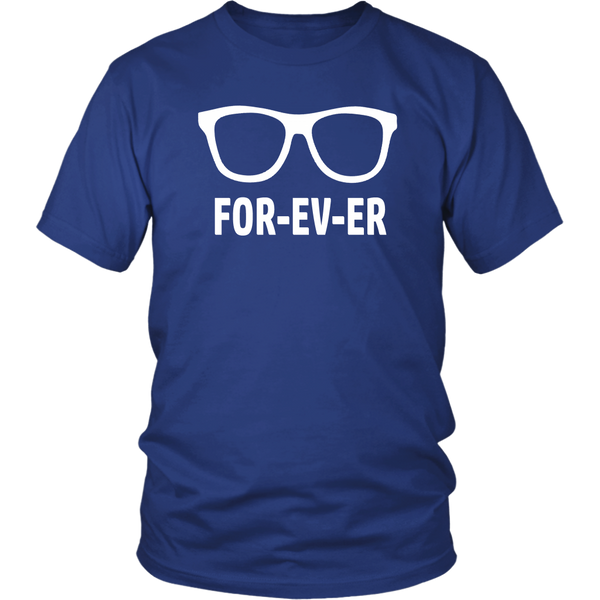 Forever - Unisex T-Shirt - The Sandlot Quote