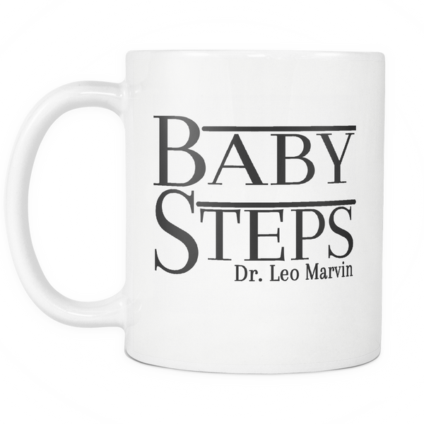 Baby Steps - 11 oz Mug - What About Bob?