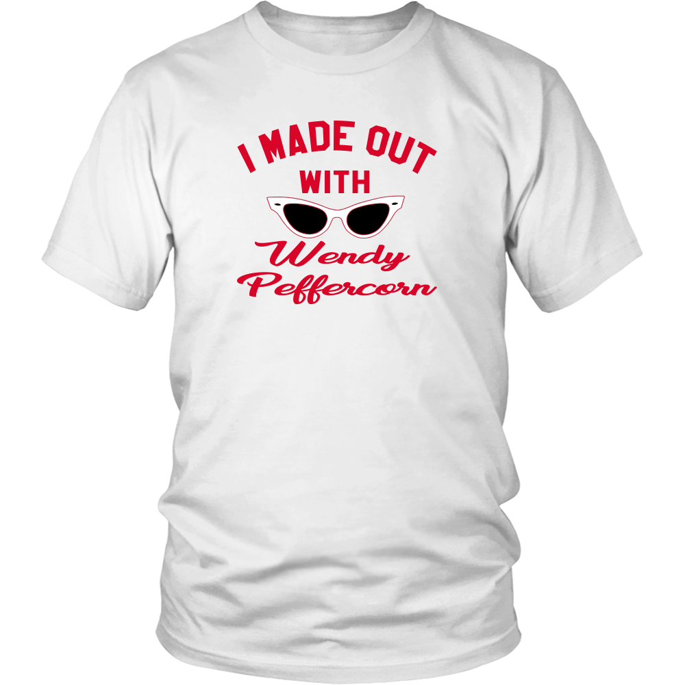 I Made Out With Wendy Peffercorn Unisex T-Shirt - The Sandlot