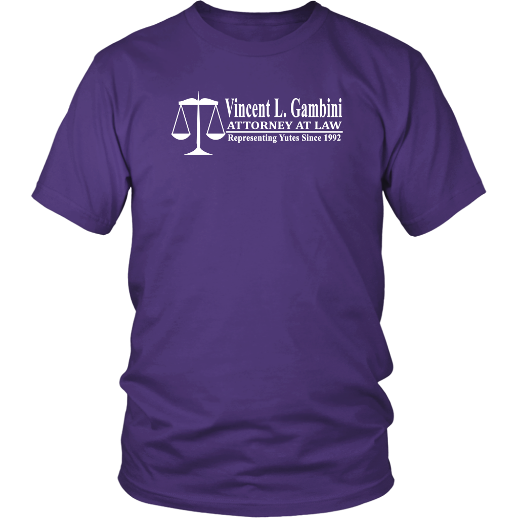 My Cousin Vinny - Vincent L Gambini Attorney At Law - Unisex T-Shirt