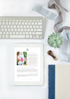 10 Steps to a Professional Bio Template & Guide