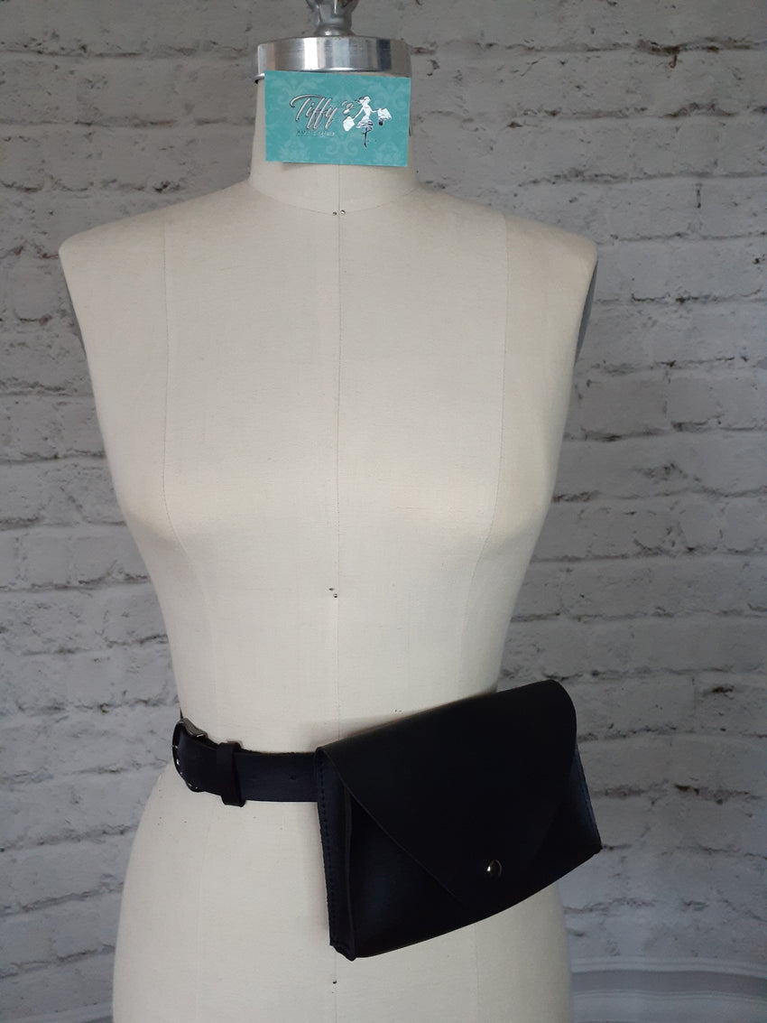 Black Bag Belt