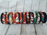 Fashion Print Headbands