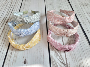 Pastel Valley Headband