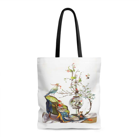 A Little Mischief Tote Bag - The Nomadic Attic