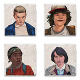 Stranger Things Coasters - The Nomadic Attic
