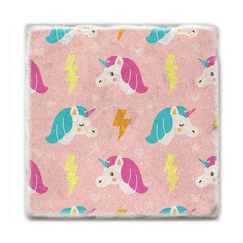 Unicorn Coasters - The Nomadic Attic