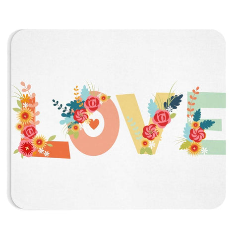 Spread a little LOVE Mousepad - The Nomadic Attic