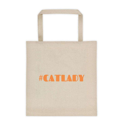 #CATLADY Tote - The Nomadic Attic