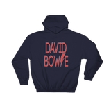 David Bowie Hooded Sweatshirt - The Nomadic Attic