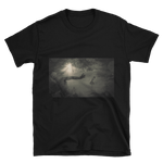 [the_nomadic_attic]:Something Wicked This Way Comes Short-Sleeve Unisex T-Shirt